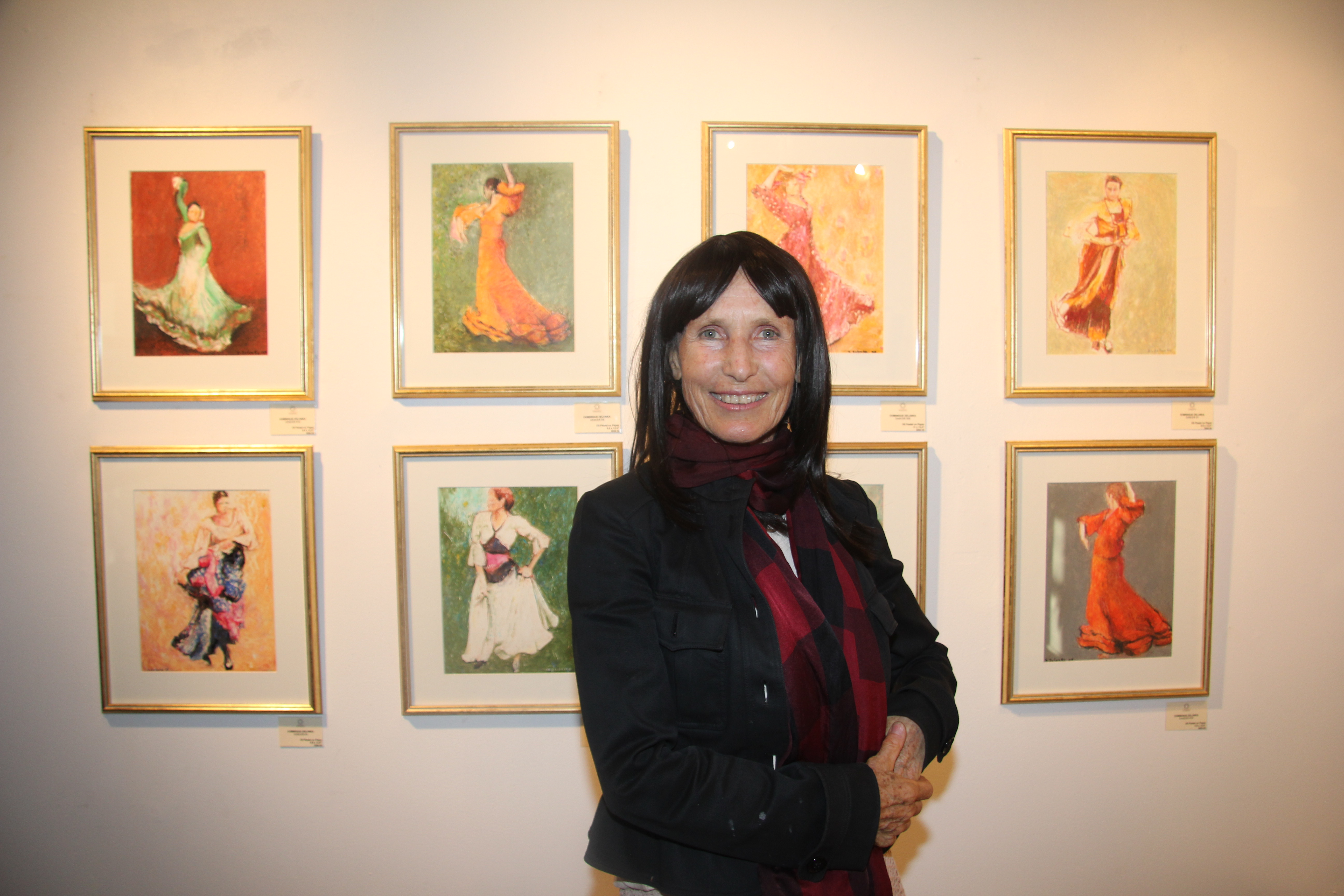 Dominique Zelunka Toronto Painter